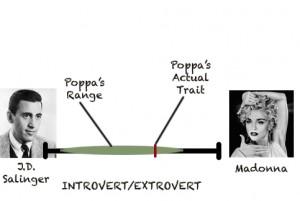 Introvert Extrovert Continuum