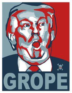 trump grope