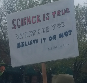 science is true